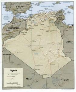 Algeria_Map